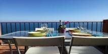 Аренда уютной квартиры в Испании с 2 спальнями с видом на море. (Benalmádena, Malaga)